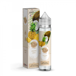Ananas Coco 50ml - Le Petit Verger - Savourea