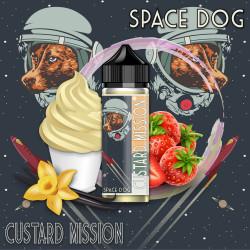 Space Dog 170ml/chubby200ml - Custard Mission