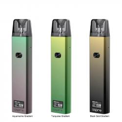 Kit Pod Favostix 3ml - New Colors - Aspire