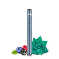 Vape Pen Blue Menthol 20mg - Dinner Lady