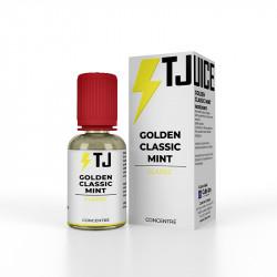 Golden Classic Mint Concentré 30ml - T-Juice