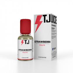 Strawberri concentre 30ml - T-Juice