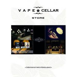 Plaquette - Vape Cellar