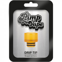 Drip Tip 510 PVM0007 - Pimp My Vape