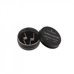 Fused Clapton 3mm x2 - Titanide