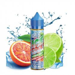 Ice Cool - Citron Vert Orange Sanguine 50ml - Liquidarom