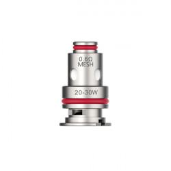 Résistances GTX pour Target PM80 par 5 - Vaporesso