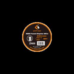 N80 Fused Clapton Wire 30*3+38Ga - Geekvape