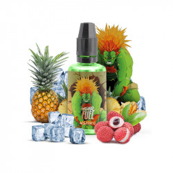 The Crazy Sun 45ML - Fighter Fuel by Les Ateliers Just