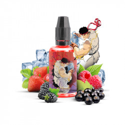 The Crazy Sunset 45ML - Fighter Fuel by Les Ateliers Just
