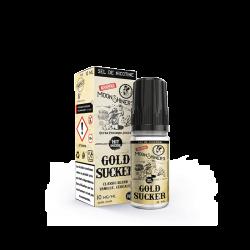 Gold Sucker 10ml NicSalt - Moonshiners