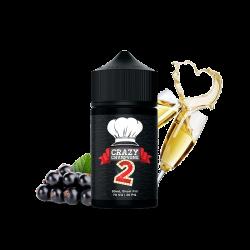 Crazy Chvmpvgne V2 50ml - Crazy Juice - Mukk Mukk
