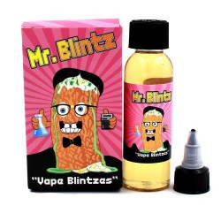 Mr. Blintz 50ML - Vape Breakfast Classique