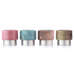 Stabilized Wood Drip Tip pour 528 par 5