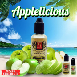 Applelicious Concentré 10ML/30ML - 77 Flavor