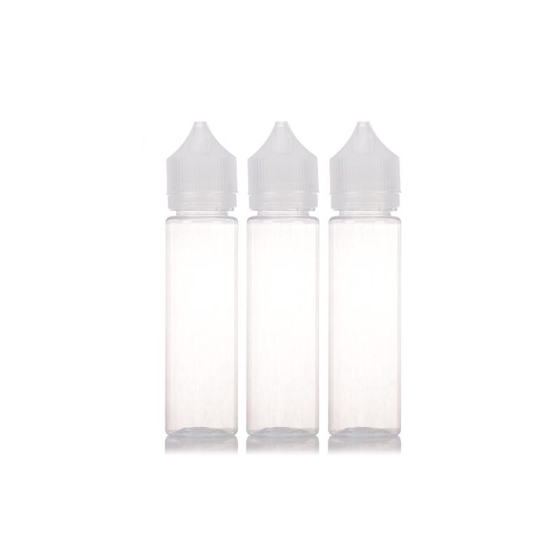 Bouteille Plastique Façon Chubby 60ML