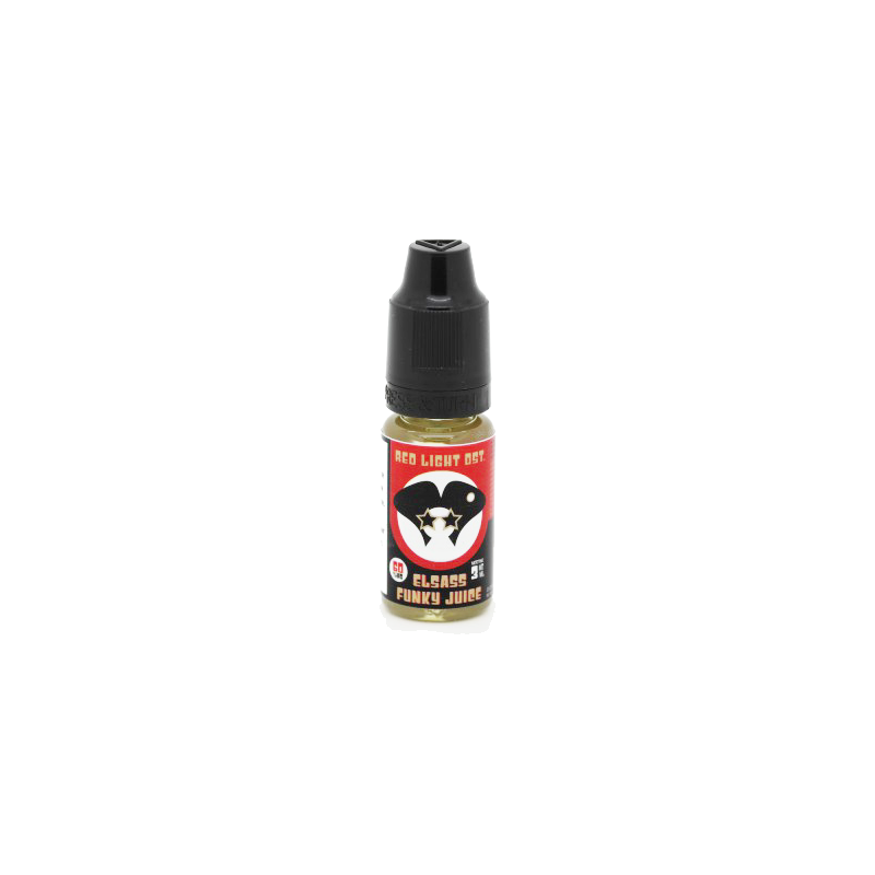 Red Light District TDP 10ML - Elsass Funky Juice