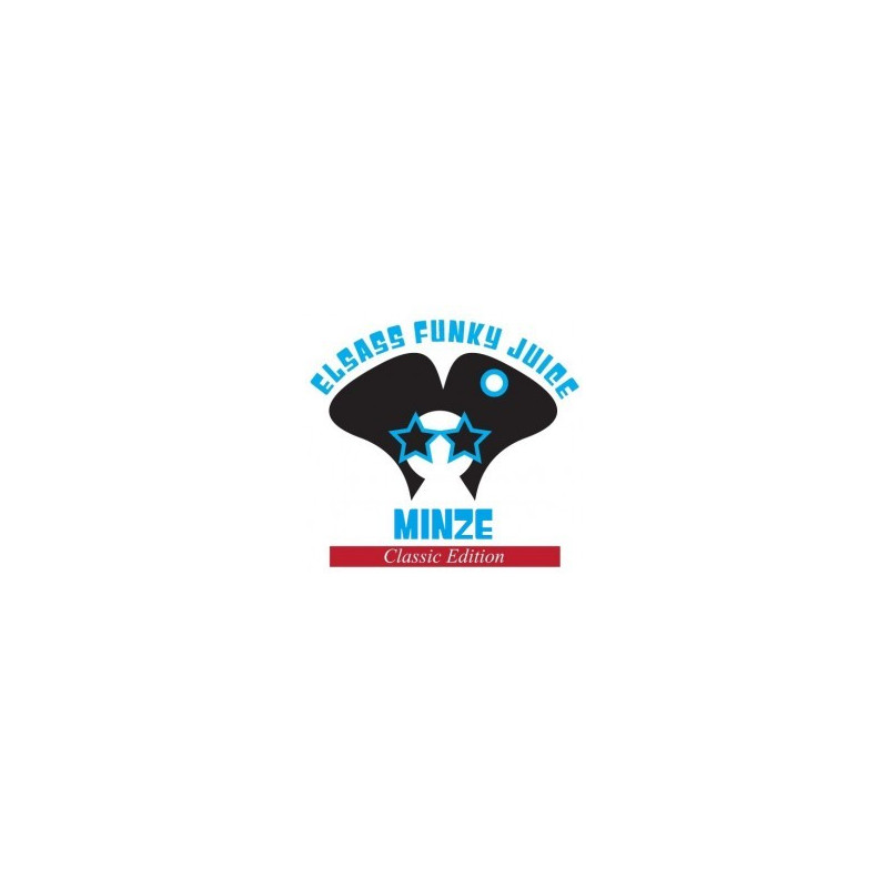 Minze TPD 10ML - Elsass Funky Juice