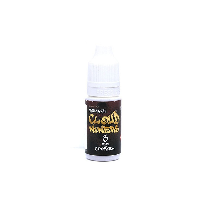 Cookies TPD 10ML - Vape Sauce Cloud Niner's