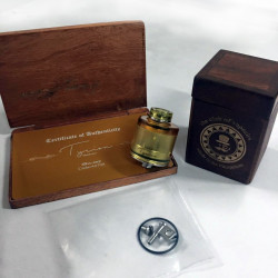 Tyrion RDA BF - The Club Of Vapesirs dans la catégorie Ateliers des Experts Reconstructibles RDA / RTA
