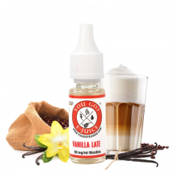 Vanilla Latte TPD 10ML par 4 - You got e-juice