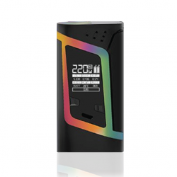 Box Alien 220w Rainbow Edition - Smoktech