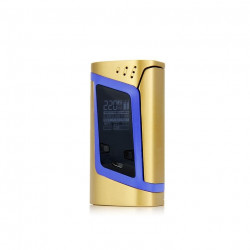 Box Alien 220w Gold/Blue Edition - Smoktech