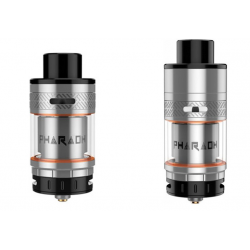 Pharaoh RTA 4.6ml Stainless Steel - Digiflavor