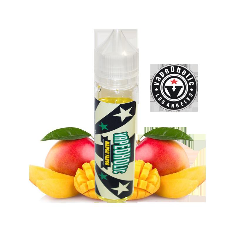 Mango Tango TPD 50ML Arôme Boosté - VapeOholic