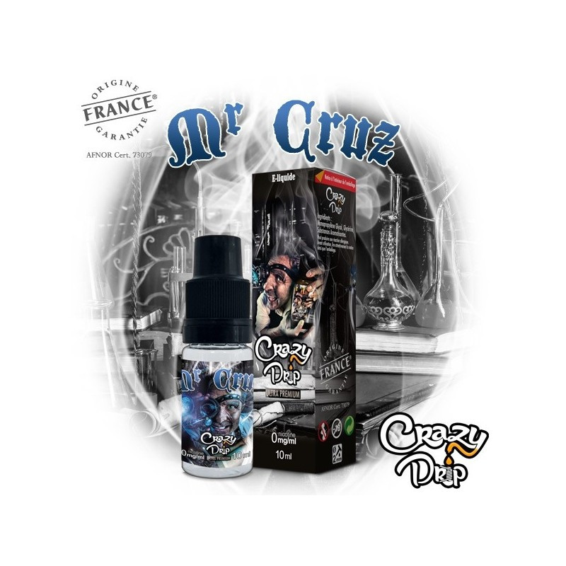 Mr. Cruz TPD 10ML par 5 - Crazy Drip