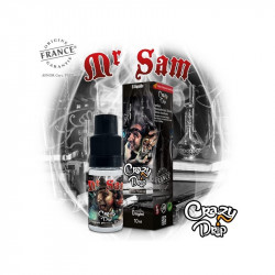 Mr. Sam TPD 10ML par 5 - Crazy Drip