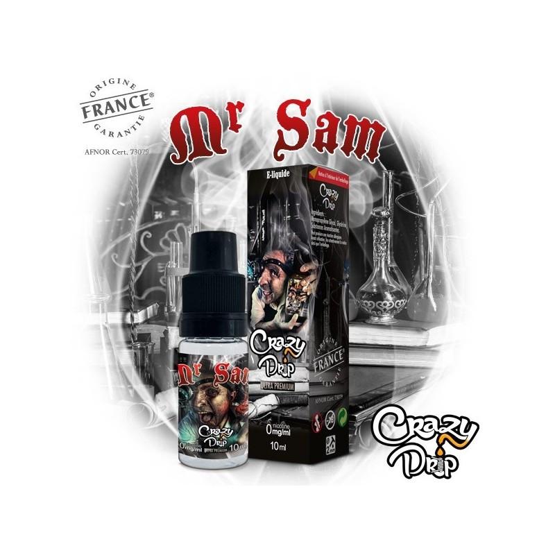 Mr. Sam TPD 10ML par 5 - Crazy Drip
