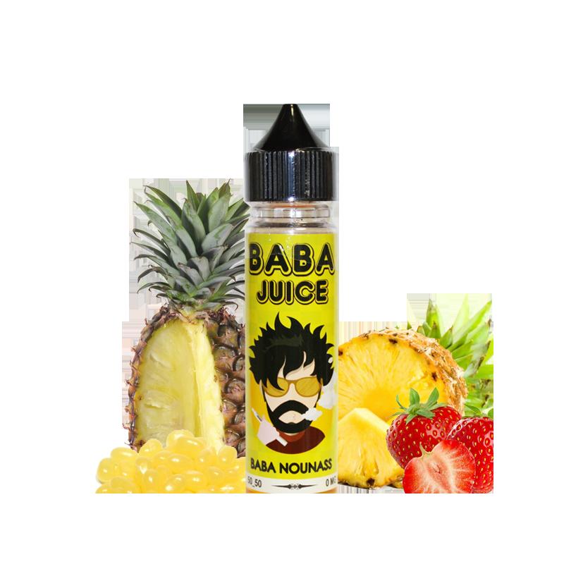 Baba Nounass TPD 50ML Arôme Boosté - Baba Juice