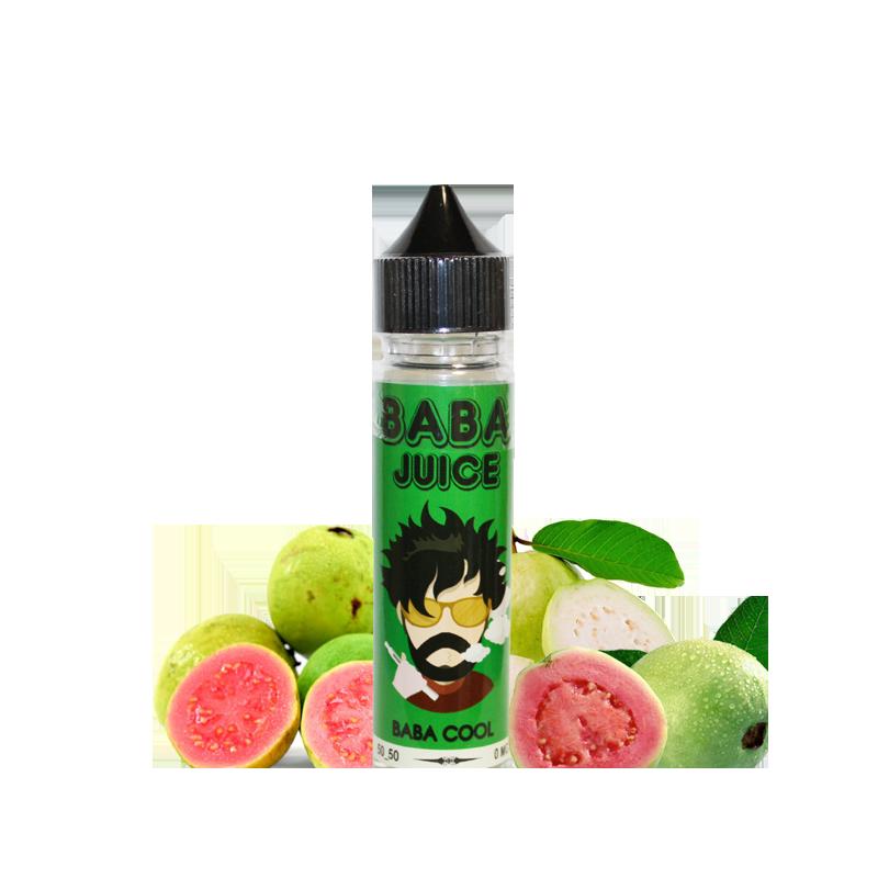 Baba Cool TPD 50ML Arôme Boosté - Baba Juice