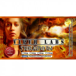StormBorn TPD 10ML par 3 - Viper labs