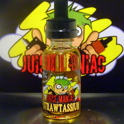 Strawtassium - Maniac Juice