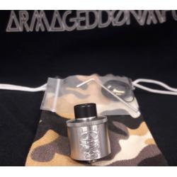 Zion 22mm RDA - Apocalypse Mtf