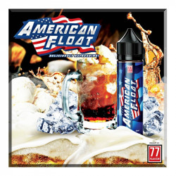 American Float TPD 60ML Arôme Boosté - Master Chef
