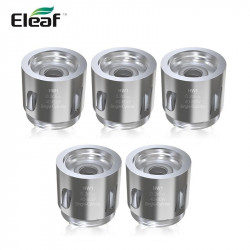 Résistances HW1 Single-Cylinder pour Ello Mini par 5 - Eleaf