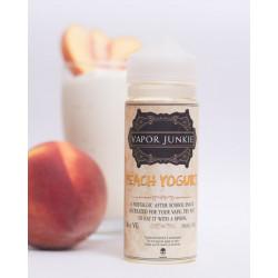 Peach Yogurt 50ML - Vapor Junkie