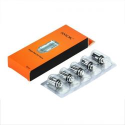 Résistances pour Vape Pen 22 0.3 par 5 - Smoktech