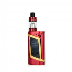 Kit Alien 220w avec TFV8 Baby Edition Iron Man - Smoktech