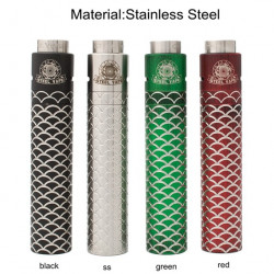 Sebone Kit Stainless Steel - SteelVape