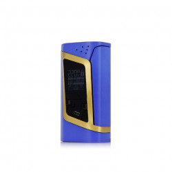Box Alien 220w Blue/Gold Edition - Smoktech