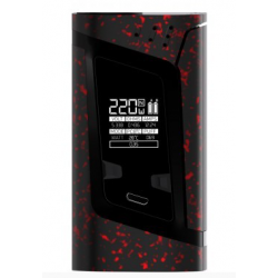 Box Alien 220w BlackSprayRed Edition - Smoktech