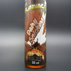 Dairy Snickers 50ML - Flamingo