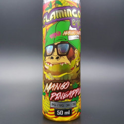 Mango PineApple 50ML - Flamingo