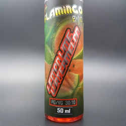 Lemon Lime Watermelon 50ML - Flamingo