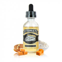 ButterMilk Pie 60ML - Primitive Vapor Co