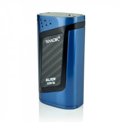 Box Alien 220w Edition Captain America - Smoktech